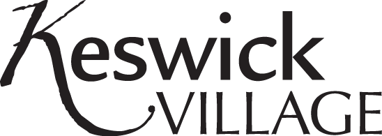 Keswick Village Logo black